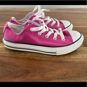 Converse All Star Shoes (size 1.5)